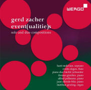 Gerd Zacher: Event(ualitie)s (2 CDs)